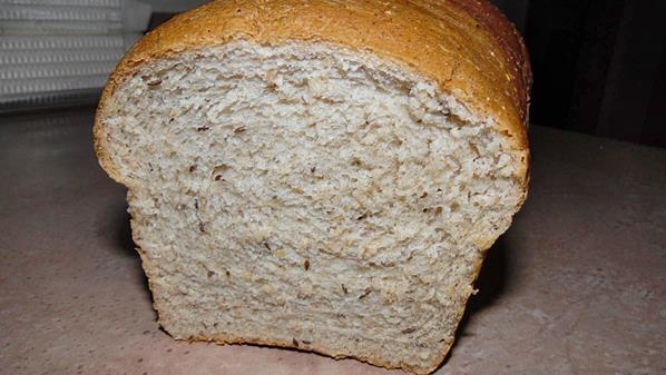 Rye Caraway, Dill Bread - meecook