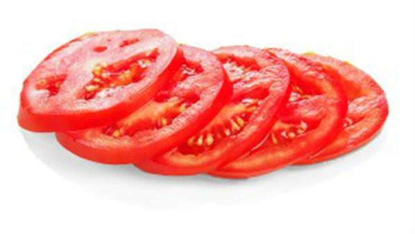 sliced tomato crab meecook